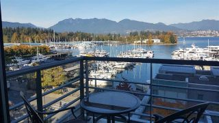 """Photo 6: 601 590 NICOLA Street in Vancouver: Coal Harbour Condo for sale in """"The Cascina at Waterfront Place"""" (Vancouver West)  : MLS®# R2582387"""