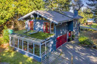 Photo 6: 536 BAYVIEW Drive: Mayne Island House for sale (Islands-Van. & Gulf)  : MLS®# R2509765