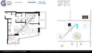 Photo 17: 1204 2975 ATLANTIC Avenue in Coquitlam: North Coquitlam Condo for sale : MLS®# R2596176