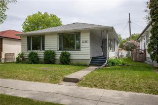 Photo 1: 1216 Mulvey Avenue in Winnipeg: Residential for sale (1Bw)  : MLS®# 1913582