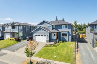 Photo 1: 855 Timberline Dr in : CR Willow Point House for sale (Campbell River)  : MLS®# 882694
