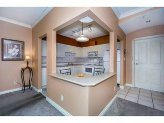 """Photo 4: 207 34101 OLD YALE Road in Abbotsford: Central Abbotsford Condo for sale in """"Yale Terrace"""" : MLS®# R2219162"""