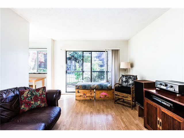 Main Photo: 103 1015 ST. ANDREWS STREET in : Uptown NW Condo for sale : MLS®# V1092958