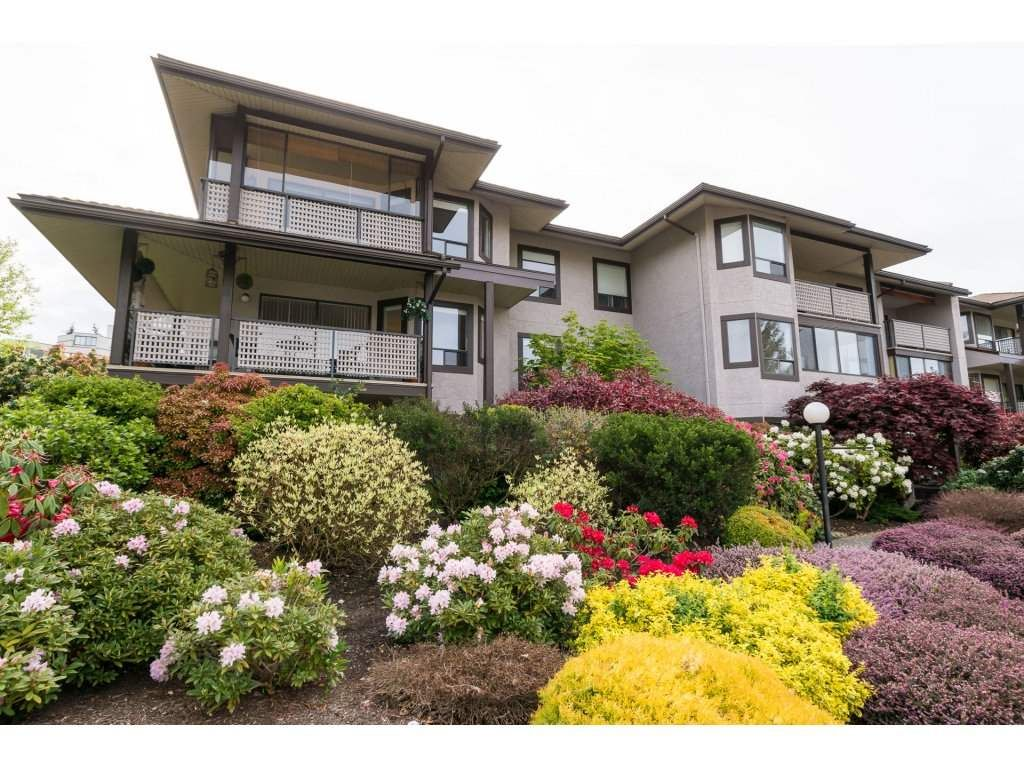 "Main Photo: 206 1460 MARTIN Street: White Rock Condo for sale in ""THE CAPISTRANO"" (South Surrey White Rock)  : MLS®# R2163656"