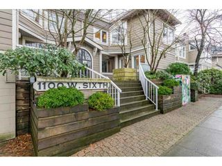 Photo 2: E3 1100 W 6TH AVENUE in Vancouver: Fairview VW Townhouse for sale (Vancouver West)  : MLS®# R2525678