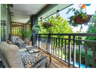 """Photo 29: 185 18701 66 Avenue in Surrey: Cloverdale BC Townhouse for sale in """"ENCORE at HILLCREST"""" (Cloverdale)  : MLS®# R2495999"""