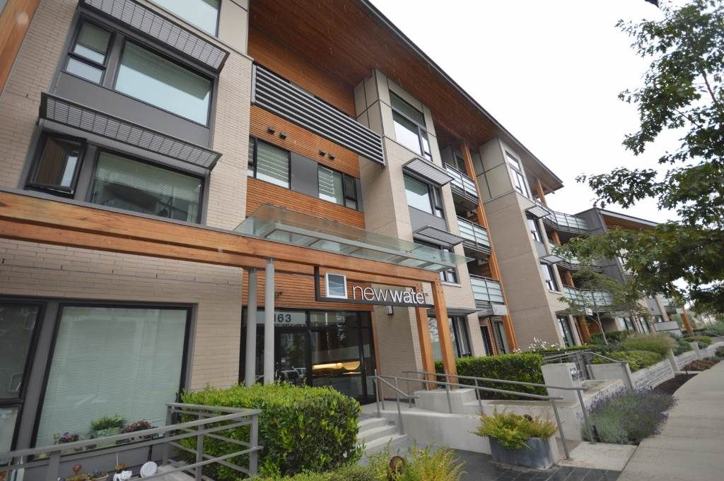 """Main Photo: 118 3163 RIVERWALK Avenue in Vancouver: Champlain Heights Condo for sale in """"NEWWATER"""" (Vancouver East)  : MLS®# R2107566"""