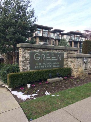 """Photo 19: 508 7478 BYRNEPARK Walk in Burnaby: South Slope Condo for sale in """"GREEN"""" (Burnaby South)  : MLS®# R2426563"""