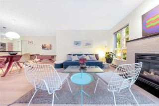 """Photo 3: 105 2161 W 12TH Avenue in Vancouver: Kitsilano Condo for sale in """"THE CARLINGS"""" (Vancouver West)  : MLS®# R2590728"""