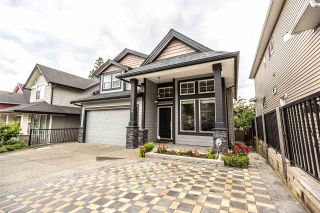Photo 1: 1394 MARGUERITE Street in Coquitlam: Burke Mountain House for sale : MLS®# R2090417