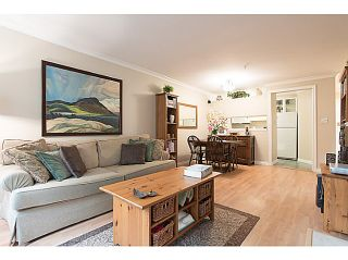 """Photo 3: 110 1230 HARO Street in Vancouver: West End VW Condo for sale in """"1230 Haro"""" (Vancouver West)  : MLS®# V1050586"""