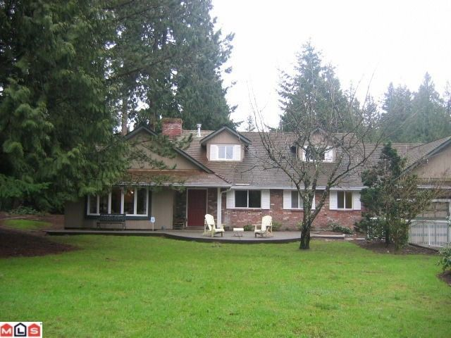 """Main Photo: 13768 32ND Avenue in Surrey: Elgin Chantrell House for sale in """"BAYVIEW ESTATES AREA"""" (South Surrey White Rock)  : MLS®# F1117434"""