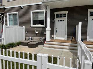 Main Photo: 47 4050 Savaryn Drive in Edmonton: Zone 53 Townhouse for sale : MLS®# E4245710
