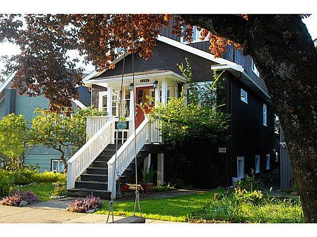 Main Photo: 2290 E 4 Avenue in Vancouver: Grandview VE House for sale (Vancouver East)  : MLS®# v1117517