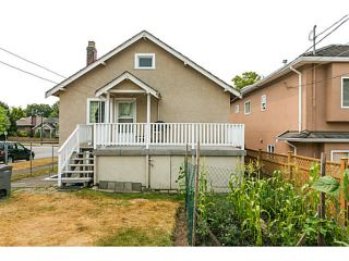 Photo 3: 297 E 46TH AV in Vancouver: Main House for sale (Vancouver East)  : MLS®# V1133840