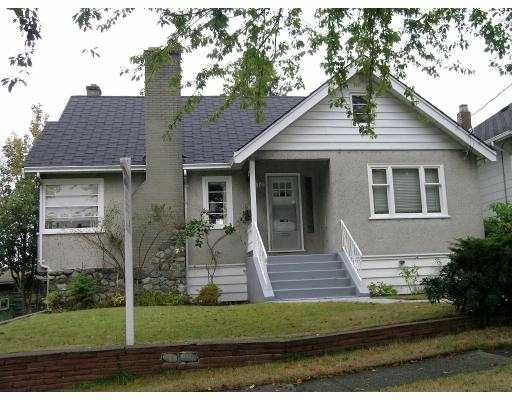 Main Photo: 1175 E 26TH AV in Vancouver: Knight House for sale (Vancouver East)  : MLS®# V590374