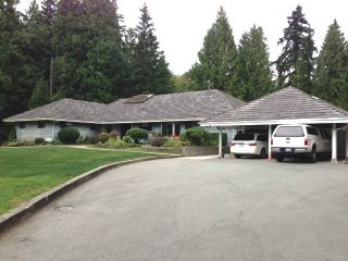Photo 1: 27095 108TH Avenue in Maple Ridge: Thornhill House for sale : MLS®# V1045545