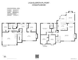 Photo 2: 2124 ELSPETH Place in Port Coquitlam: Mary Hill House for sale : MLS®# R2621138