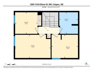 Photo 26: 1208 13104 Elbow Drive SW in Calgary: Canyon Meadows Row/Townhouse for sale : MLS®# A1051272