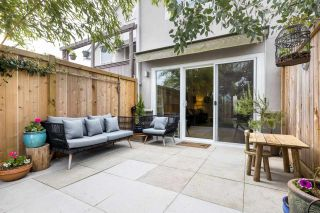 Photo 16: 154 E 17TH AVENUE in Vancouver: Main Townhouse for sale (Vancouver East)  : MLS®# R2573906