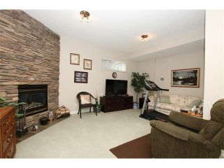 Photo 4: 155 CRAWFORD Drive: Cochrane House for sale : MLS®# C4092224