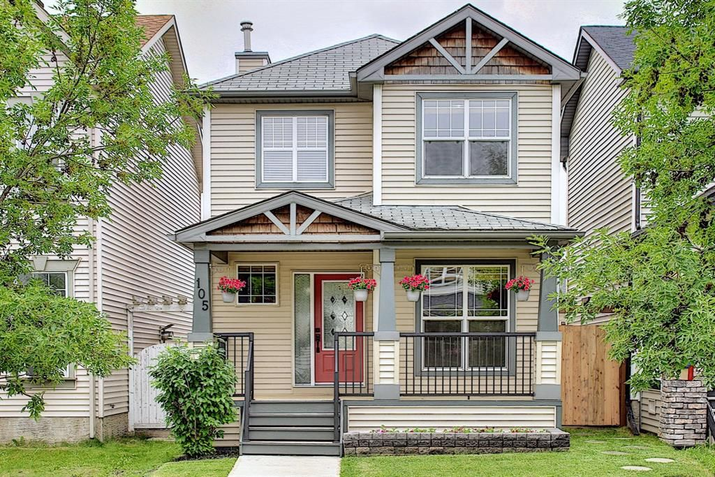 Main Photo: 105 Prestwick Heights SE in Calgary: McKenzie Towne Detached for sale : MLS®# A1126411