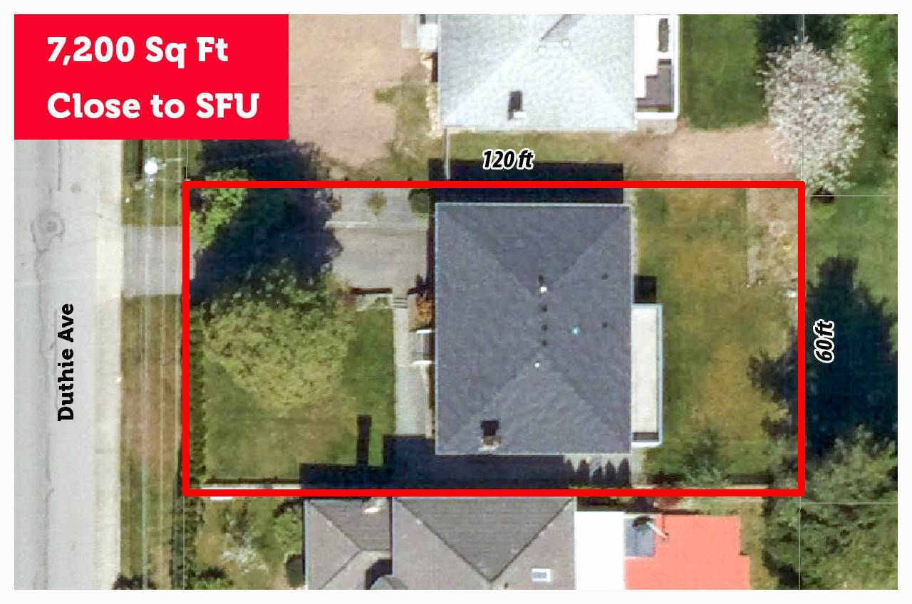 Main Photo: 1106 DUTHIE Avenue in Burnaby: Simon Fraser Univer. House for sale (Burnaby North)  : MLS®# R2449278