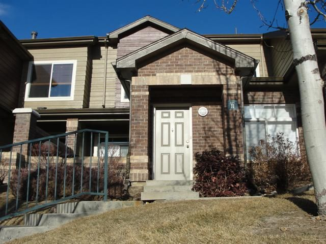 Main Photo: B 6496 Silver Mesa Drive in Highlands Ranch: Condo for sale : MLS®# 972102