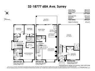 """Photo 20: 32 18777 68A Avenue in Surrey: Clayton Townhouse for sale in """"COMPASS"""" (Cloverdale)  : MLS®# R2443776"""