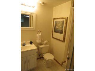 Photo 15: 19 Dufort Place in WINNIPEG: Fort Garry / Whyte Ridge / St Norbert Residential for sale (South Winnipeg)  : MLS®# 1512859