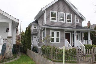 Photo 1: 2727 W 8TH Avenue in Vancouver: Kitsilano 1/2 Duplex for sale (Vancouver West)  : MLS®# R2255865