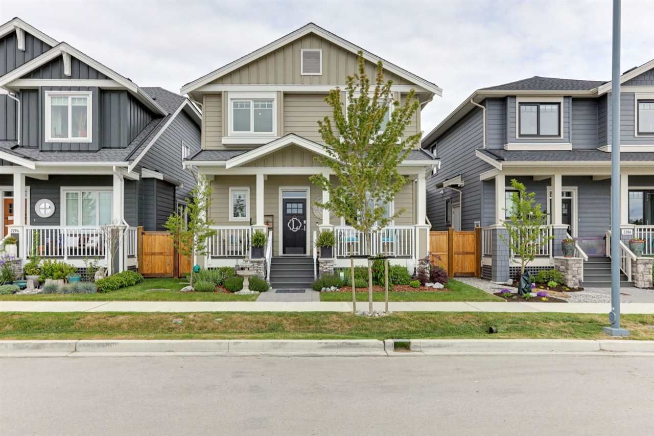 "Main Photo: 2290 CORMORANT Drive in Tsawwassen: Tsawwassen North House for sale in ""NEW HAVEN"" : MLS®# R2621277"