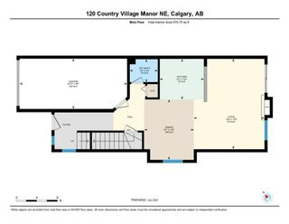 Photo 40: 120 Country Village Manor NE in Calgary: Country Hills Village Row/Townhouse for sale : MLS®# A1114216