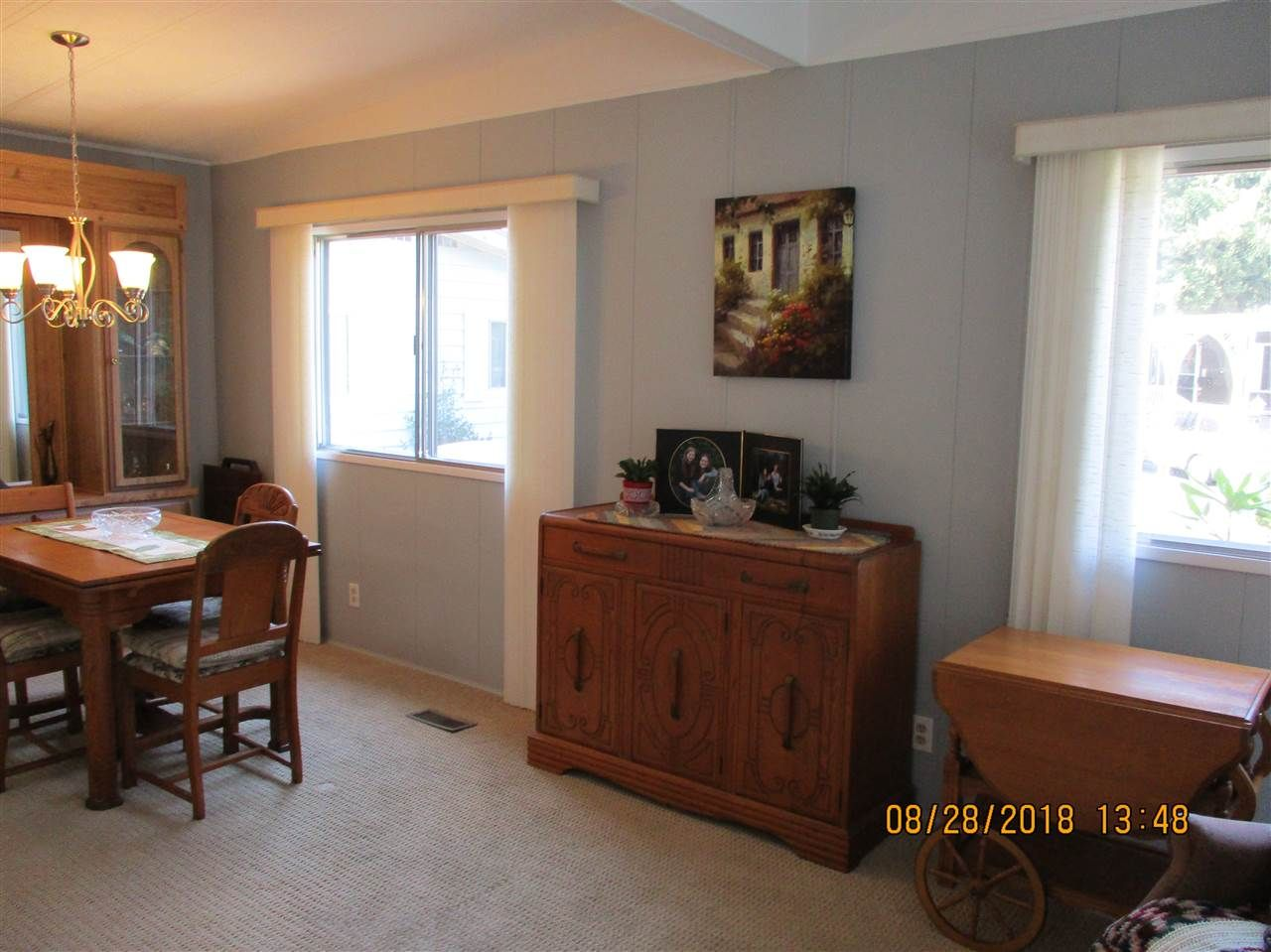 """Photo 4: Photos: 57 2305 200 Street in Langley: Brookswood Langley Manufactured Home for sale in """"CEDAR LANE"""" : MLS®# R2357125"""
