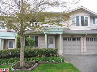 """Photo 2: 293 13888 70 Avenue in Surrey: East Newton Townhouse for sale in """"Chelsea Gardens"""" : MLS®# F1009166"""