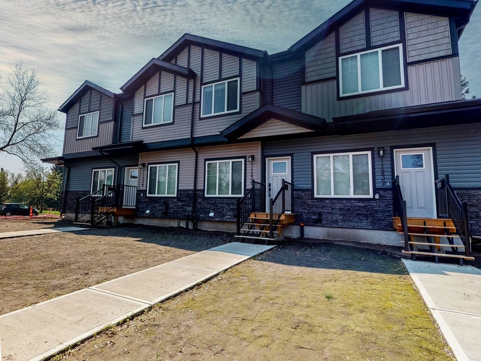 Main Photo: 11230 128 Street in Edmonton: Zone 07 Townhouse for sale : MLS®# E4245850