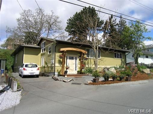 Main Photo: 2586 Wentwich Rd in VICTORIA: La Mill Hill House for sale (Langford)  : MLS®# 703032