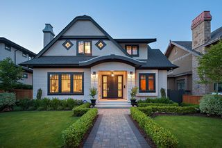 """Photo 1: 1189 W 32ND Avenue in Vancouver: Shaughnessy House for sale in """"SHAUGHNESSY"""" (Vancouver West)  : MLS®# R2174302"""