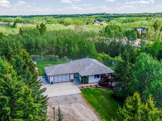 Photo 32: 25205 Bearspaw Place in Rural Rocky View County: Rural Rocky View MD Detached for sale : MLS®# A1121781