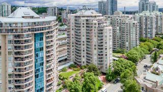 """Photo 4: 905 1185 QUAYSIDE Drive in New Westminster: Quay Condo for sale in """"Riveria"""" : MLS®# R2591209"""