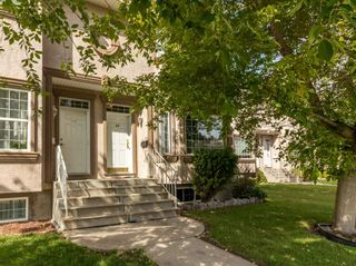 Main Photo: 43 Adams Close: Red Deer Row/Townhouse for sale : MLS®# A1143112