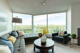 Photo 4: 604 837 2 Avenue SW in Calgary: Eau Claire Apartment for sale : MLS®# C4268169