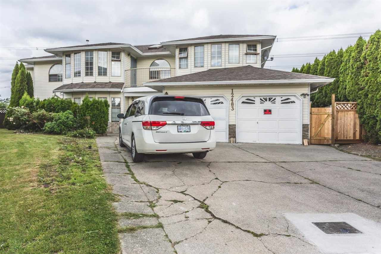 Main Photo: 12483 70 Avenue in Surrey: West Newton House for sale : MLS®# R2082176