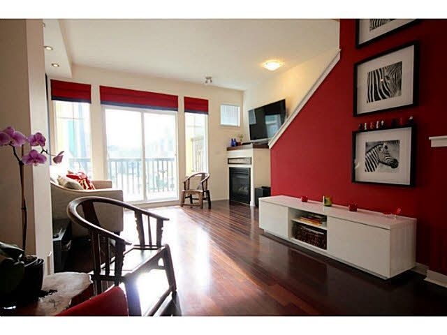 """Main Photo: 16 7511 NO 4 Road in Richmond: McLennan North Townhouse for sale in """"HARMONY"""" : MLS®# R2007806"""