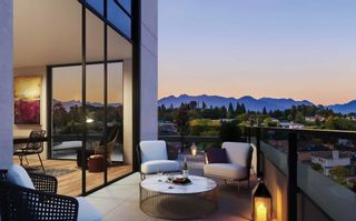 Photo 4: 602 5733 ALBERTA Street in Vancouver: Oakridge VW Condo for sale (Vancouver West)  : MLS®# R2616674