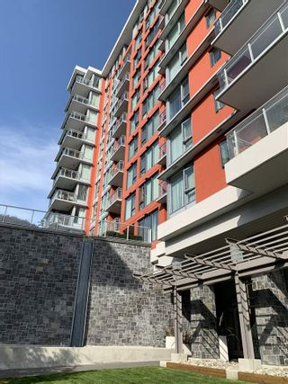 """Photo 1: 507 3281 E KENT NORTH Avenue in Vancouver: South Marine Condo for sale in """"Rhythm"""" (Vancouver East)  : MLS®# R2425686"""