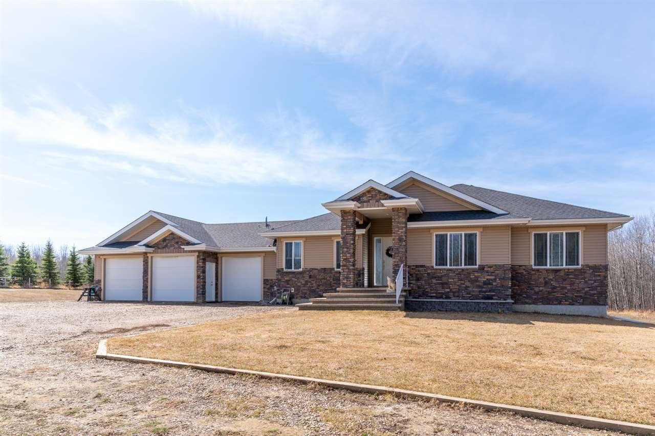Main Photo: 50216 RR 204: Rural Beaver County House for sale : MLS®# E4239755