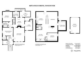 Photo 35: 6675 ANGUS Drive in Vancouver: South Granville House for sale (Vancouver West)  : MLS®# R2619784