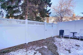 Photo 38: 13510 38 Street in Edmonton: Zone 35 Townhouse for sale : MLS®# E4224571
