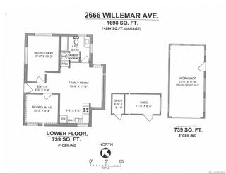 Photo 49: 2666 Willemar Ave in : CV Courtenay City House for sale (Comox Valley)  : MLS®# 883608